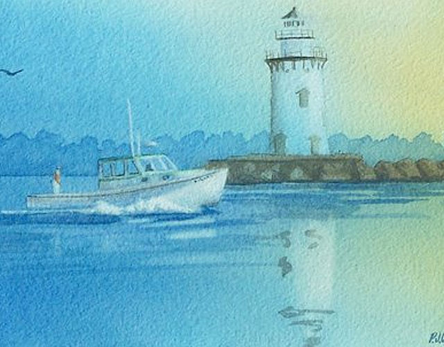 How To Paint Watercolor Washes