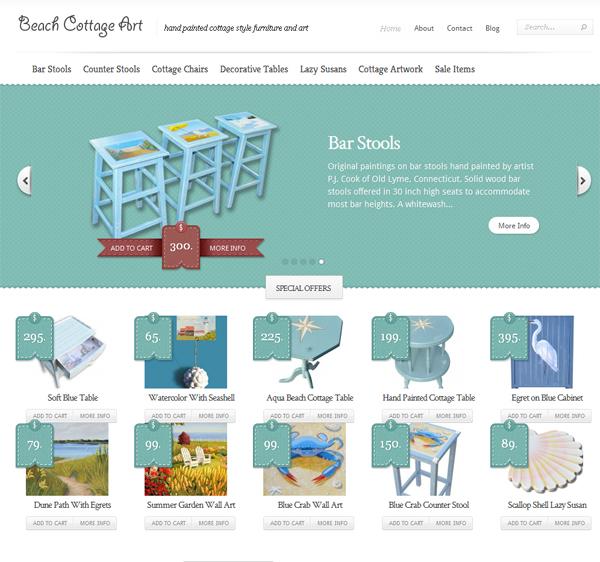 beachcottageart.com