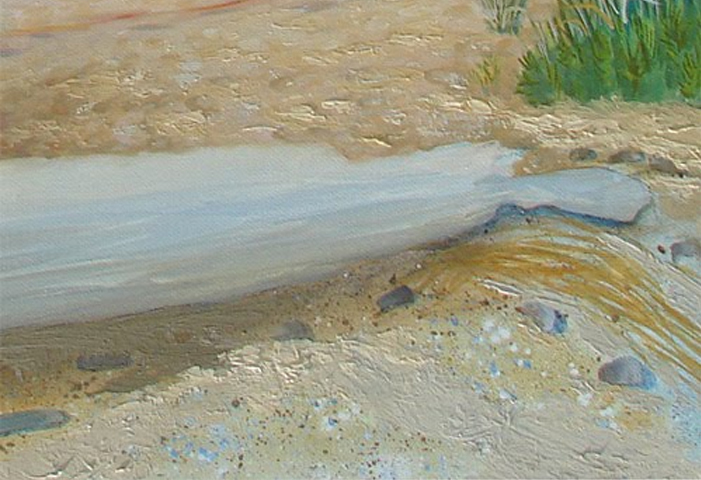 Creating Texture In Acrylic Painting – Guaranteed to Improve Your Paintings
