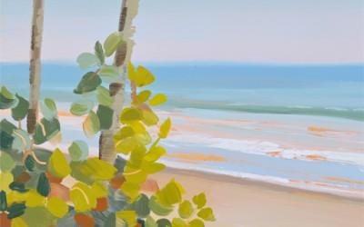 Plein Air At the Beach