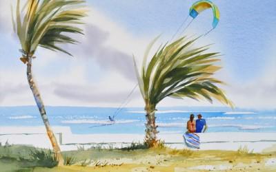 Kitesurfing Ft Lauderdale Beach