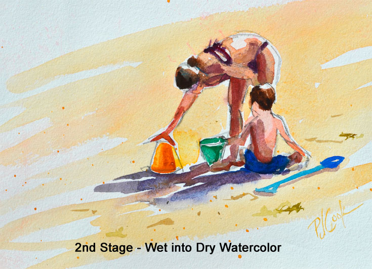 How to Paint Beach Figures