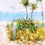 How To Add Texture with Watercolor